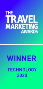Won 'Technology (Silver)' at the The Travel Marketing Awards 2020